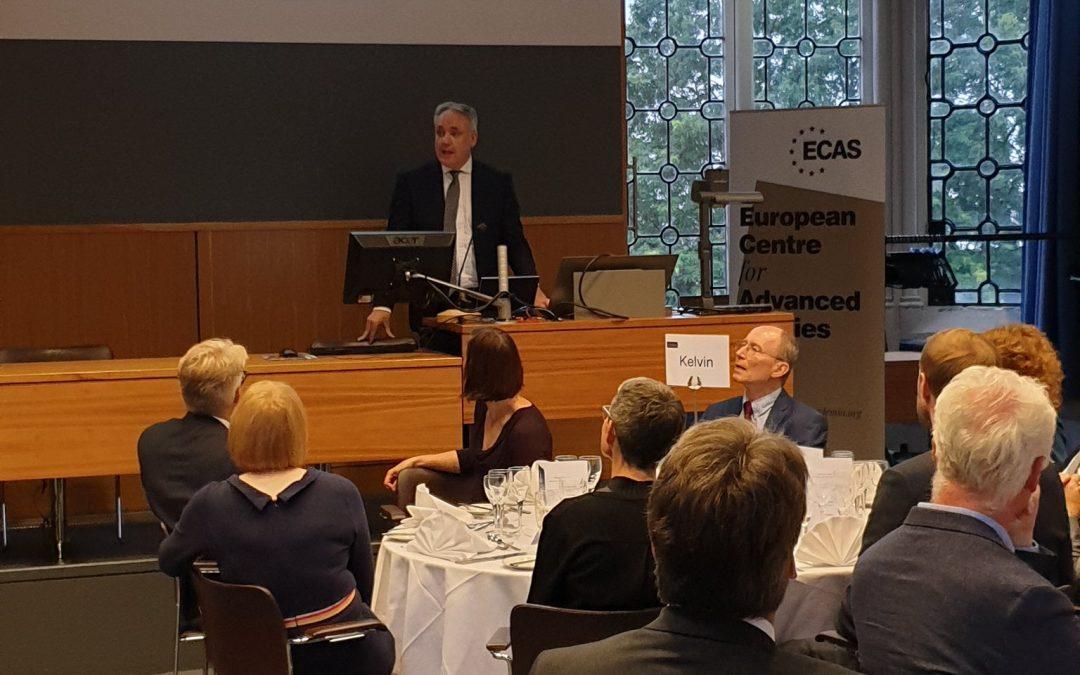 Lower Saxony Delegation Visit to Glasgow University